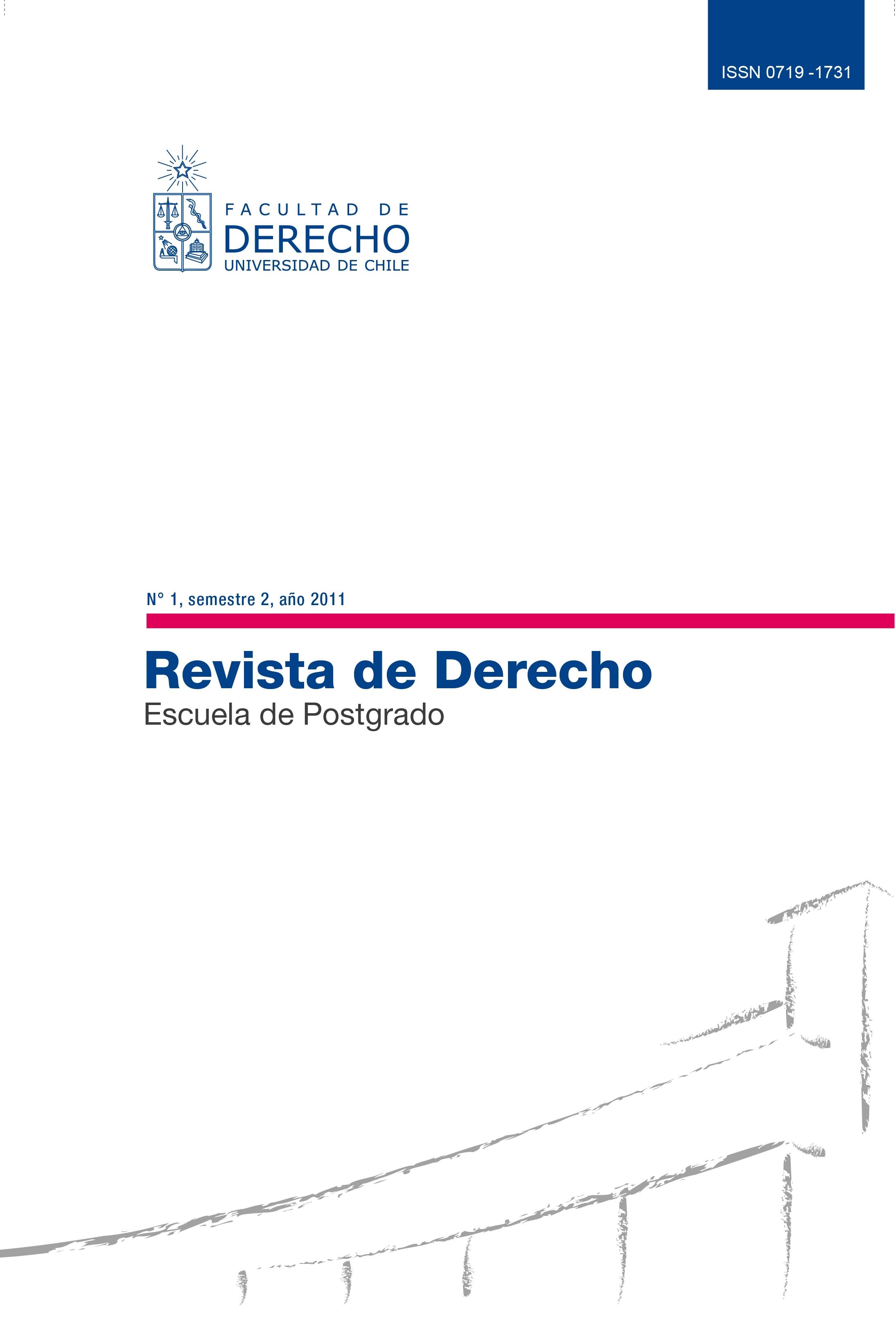 Revista de Derecho Escuela de Postgrado