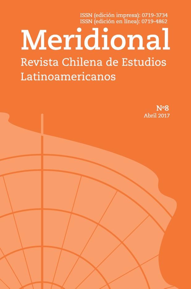 Meridional. Revista Chilena de Estudios Latinoamericanos
